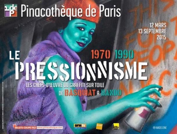 lle-pressionisme-es chefs-d'œuvre du graffiti sur toile de Basquiat à Bando