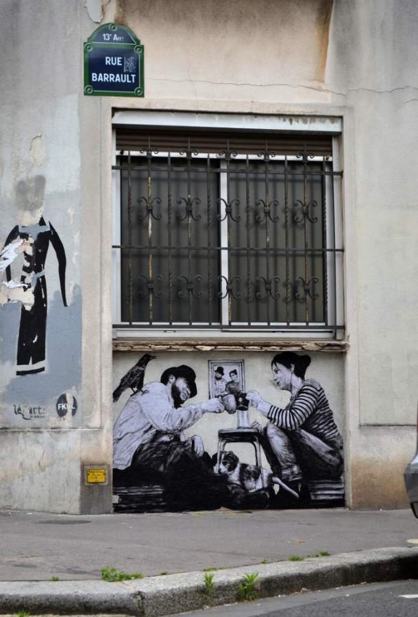 Relogement/ Paris/ 2014