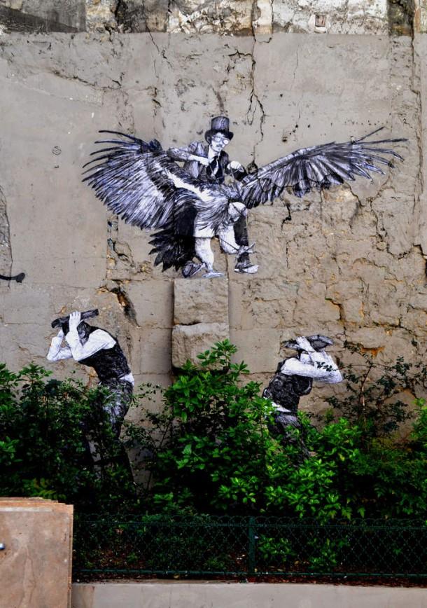 Vulture/ Paris/ 2015