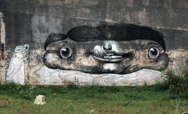 Ethos street art