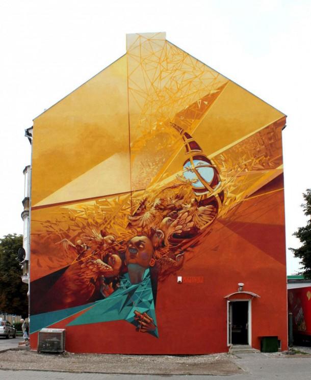Robert Proch street art