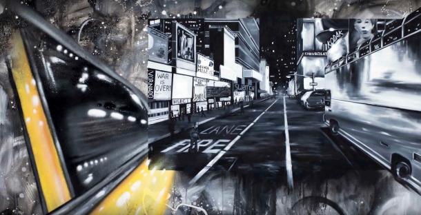 Daze art urbain