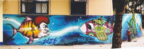 Daze&Sonik. Rio de Janiero, 2007.©dazeworld.com