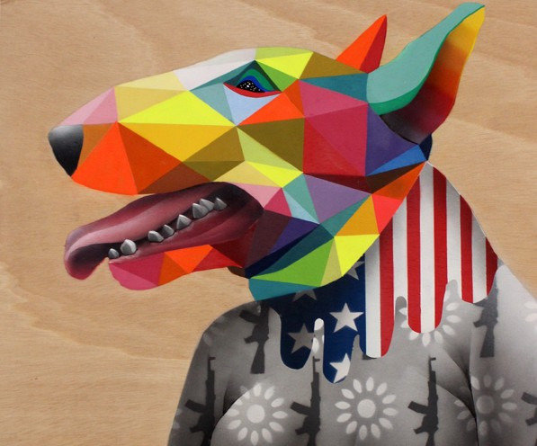 doggy-mask-70x70cm-underdogs-gallery-lisbon