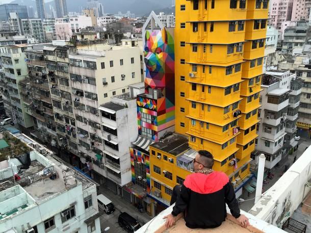Rainbow thief - Hongkong