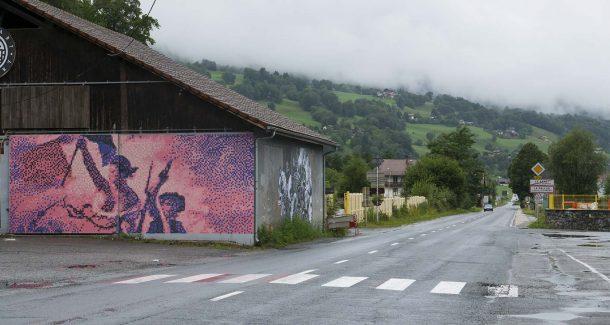 Kan graffiti