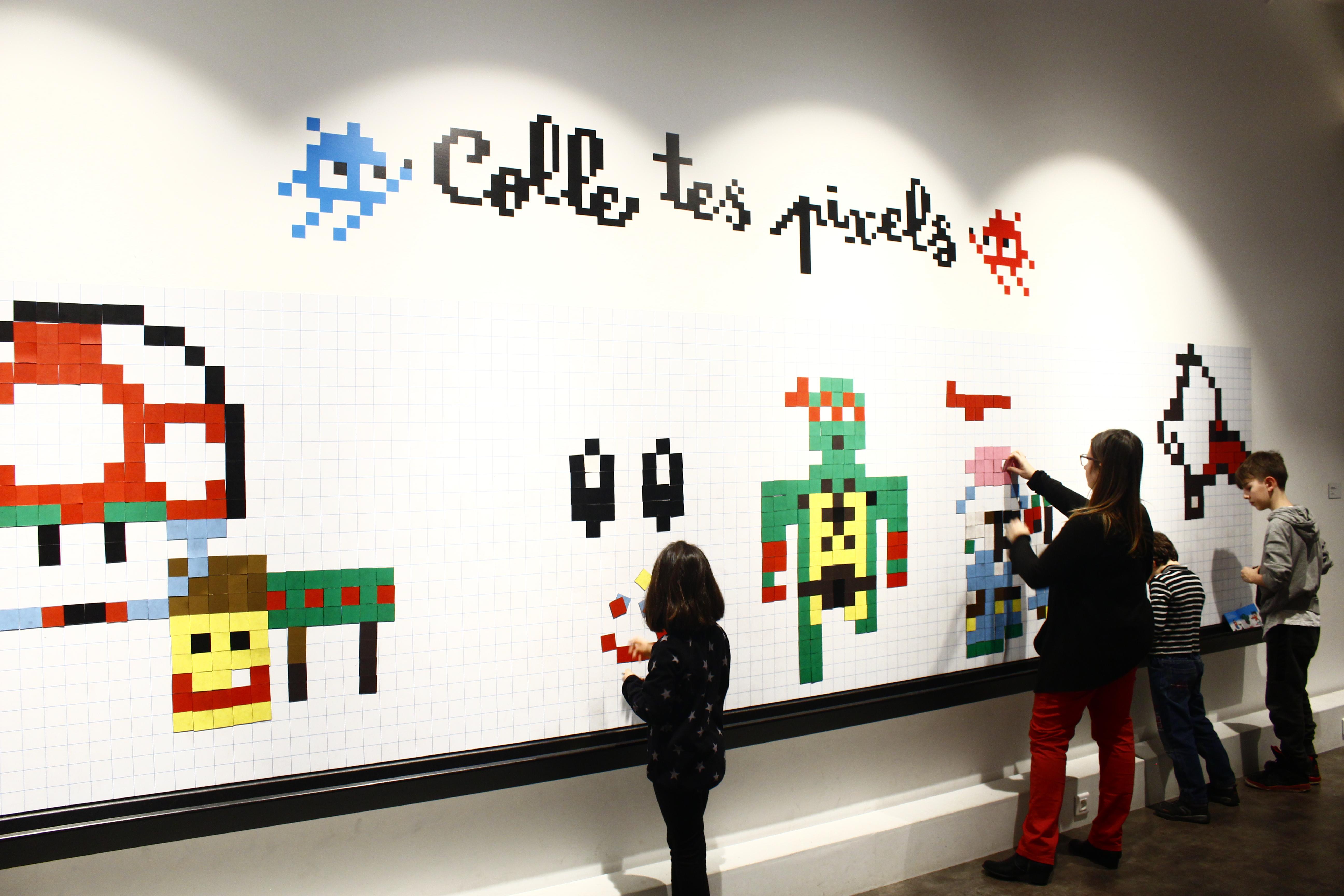 paris expo enfants