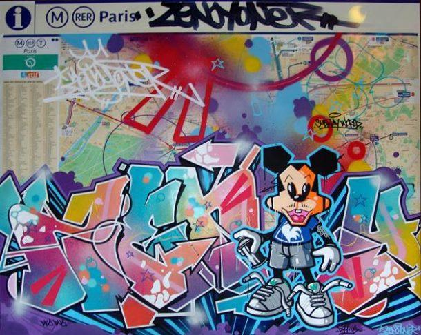 zenoy art urbain