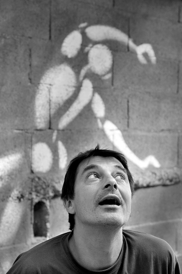Jérôme Mesnager street art