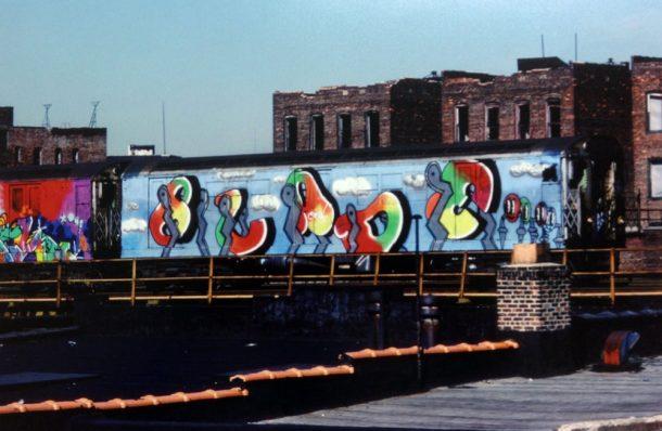 blade street art