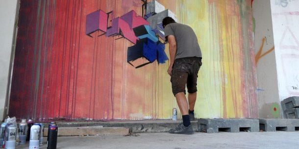 etnik street art