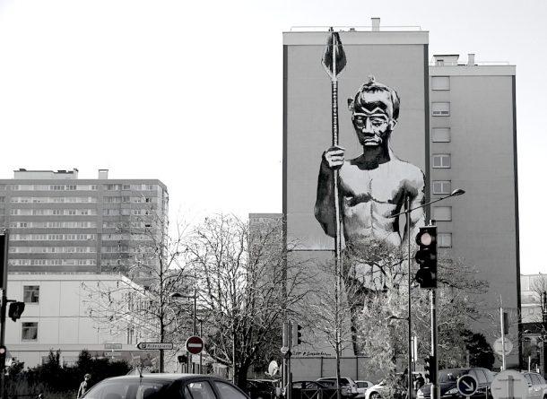 kouka street art
