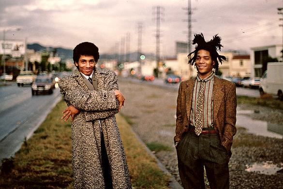 Rammellzee Jean-Michel Basquiat