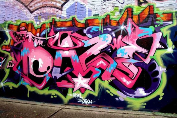 Daze, le graffiti new-yorkais des 70's | Strip Art le Blog